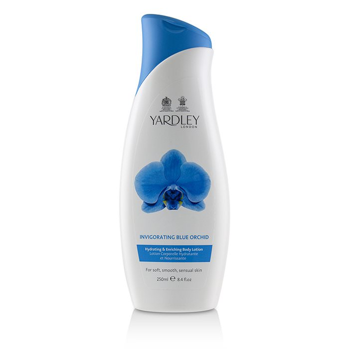 Yardley London Blue Orchid Hydrating & Enriching Body Lotion 250ml