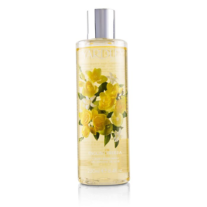 Yardley London English Freesia Luxury Body Wash 250ml