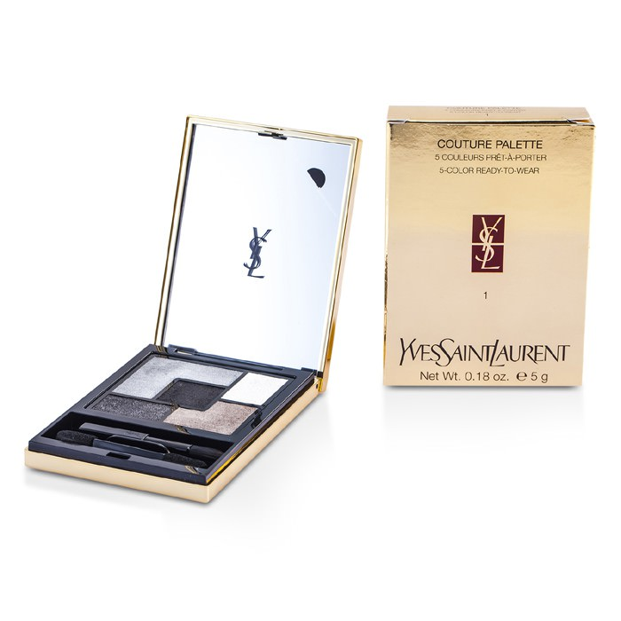 Yves Saint Laurent Couture Palette (5 Color Ready To Wear) #01 (Tuxedo) 5g