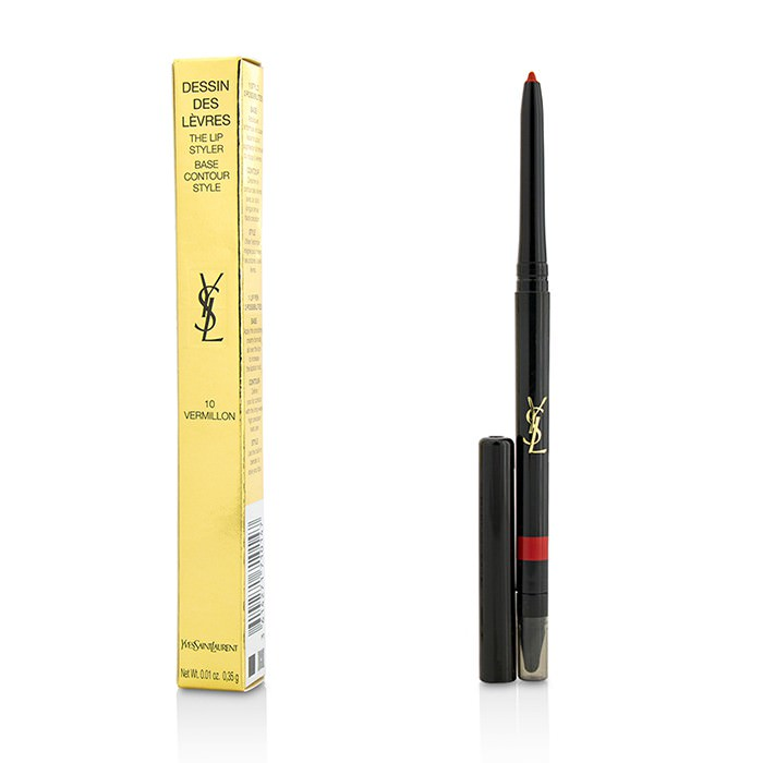 Yves Saint Laurent Dessin Des Levres The Lip Styler - # 10 Vermillon 0.35g