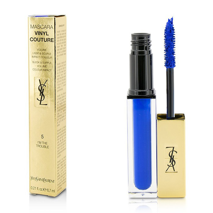 Yves Saint Laurent Mascara Vinyl Couture - # 5 I'm The Trouble 6.7ml