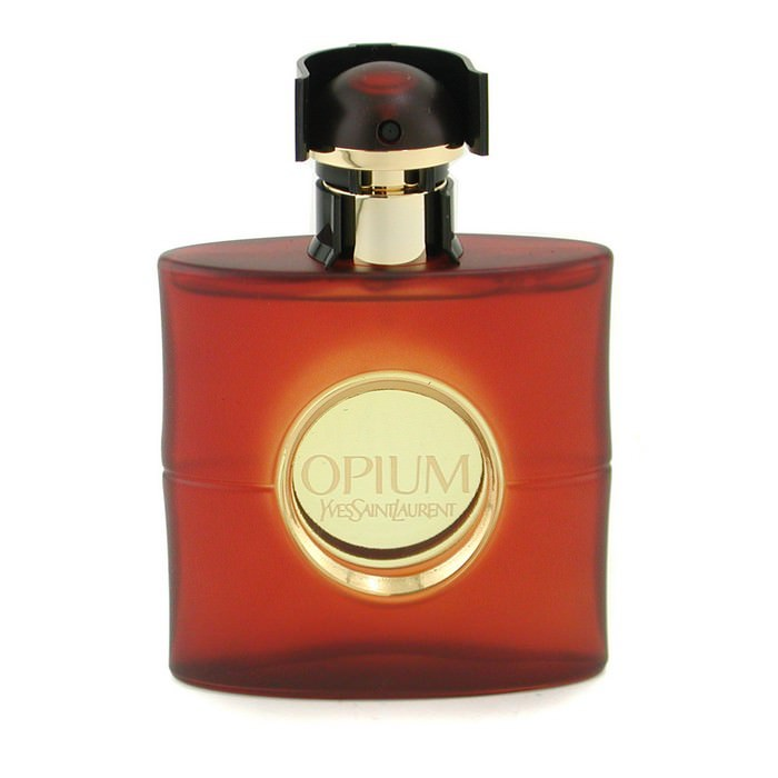 Yves Saint Laurent Opium Eau De Toilette Spray (New Packaging) 50ml