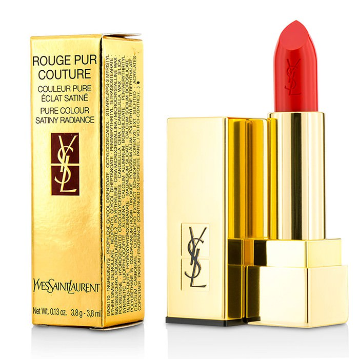 Yves Saint Laurent Rouge Pur Couture - # 50 Rouge Neon 3.8g