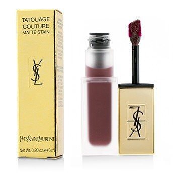 Yves Saint Laurent Tatouage Couture Matte Stain - # 15 Violet Conviction 6ml