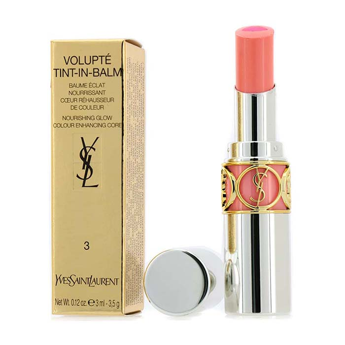 Yves Saint Laurent Volupte Tint In Balm - # 3 Call Me Rose 3.5g
