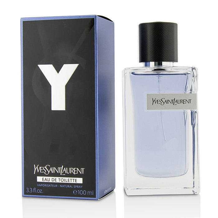 Yves Saint Laurent Y Eau De Toilette Spray 100ml