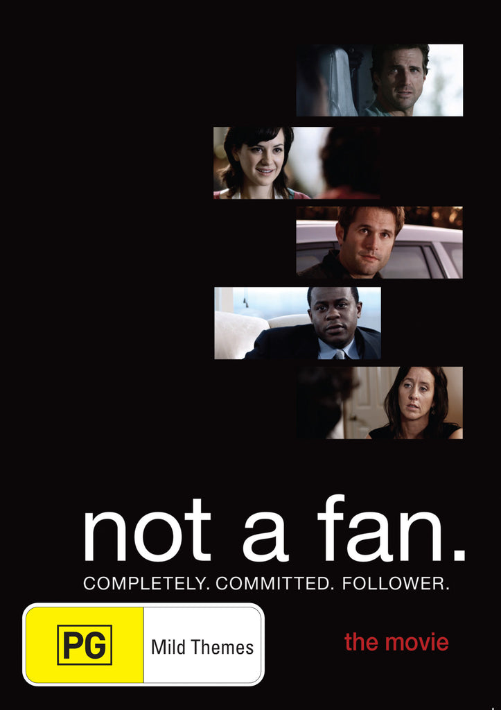 Not A Fan - The Movie