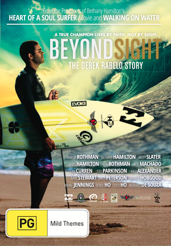 Beyond Sight: The Derek Rabelo Story