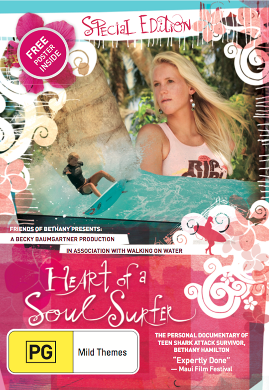 Heart of a Soul Surfer - Special Edition