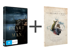 The Heart of Man DVD & Participant's Guide Bundle