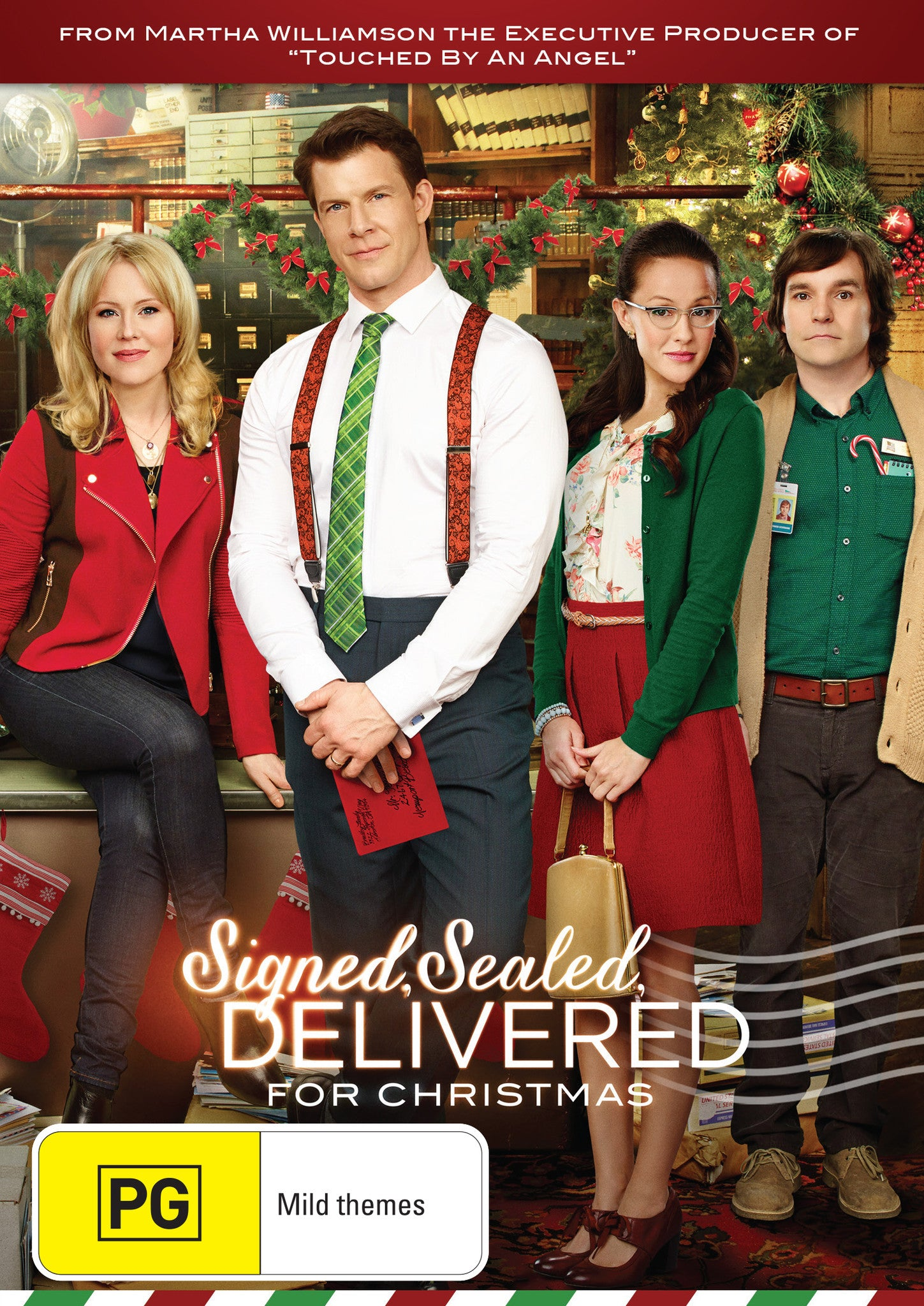 Signed, Sealed, Delivered for Christmas | Movies Change People