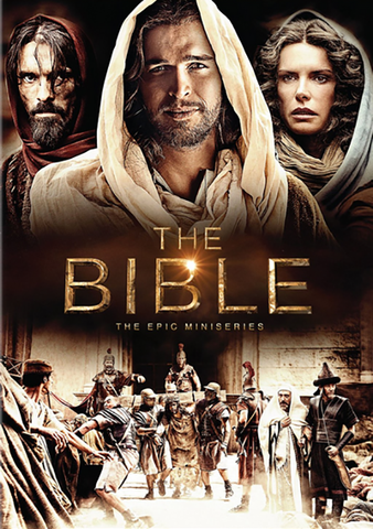 The Bible Series DVD- Blue-Ray