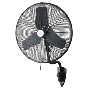 "Canarm - Commercial 24"" Oscillating Wall Mounted Fan"