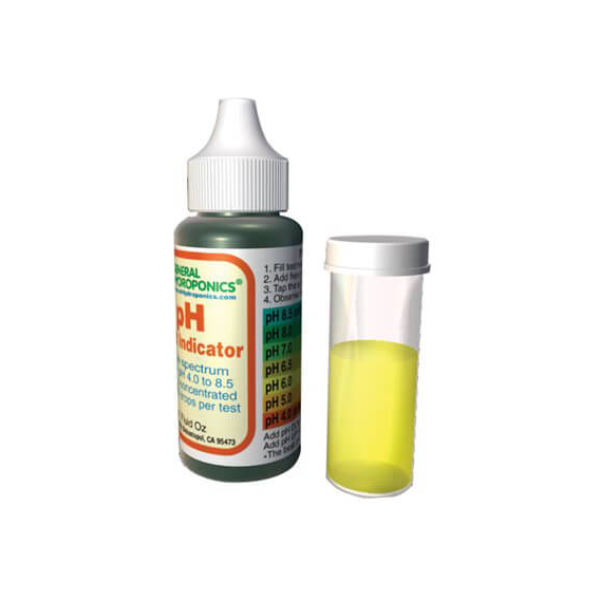 GH - pH Test Kit 1oz