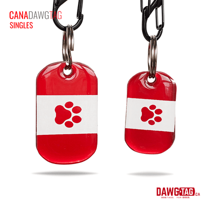CanaDawgTag: Single Tag - DawgTag