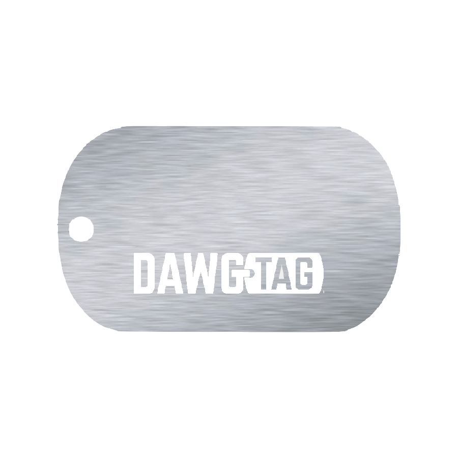 Silverado: Single Tag - DawgTag
