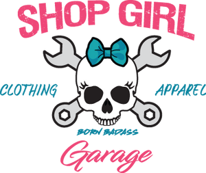 Shop Girl Garage