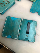 Load image into Gallery viewer, Shop Girl Garage Leather Minimalist Wallet