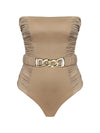 PALERMO ONE PIECE  MOCHA