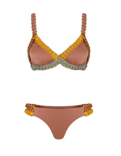 BUBBLE BIKINI HONEYLOVE