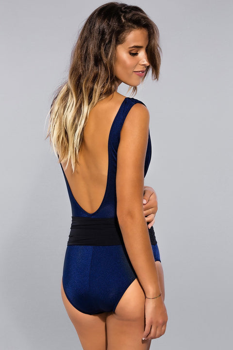 MESH ONE PIECE BLUNOTTE