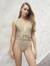 VENUS ONE PIECE COSMIC LATTE