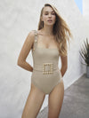 JULIET ONE PIECE COSMIC LATTE
