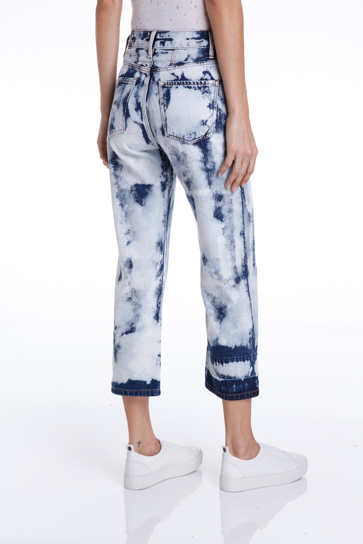JANE MOM PANTS - LIGHT DENIM