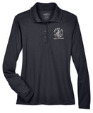 Ladies Long Sleeve Performance Polo