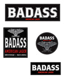Badass Sticker Pack