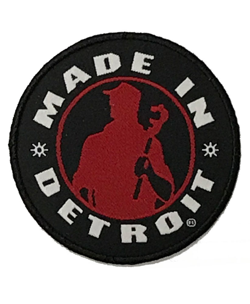 Circle Woven Patches - MID or Shifter