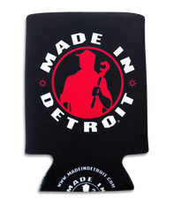 MID Can Koozie - MID/Shifter Logo on each