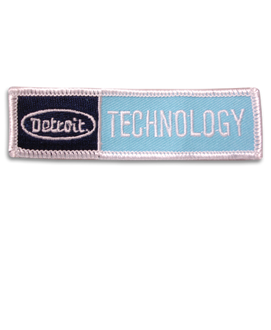 Detroit Technology Patch