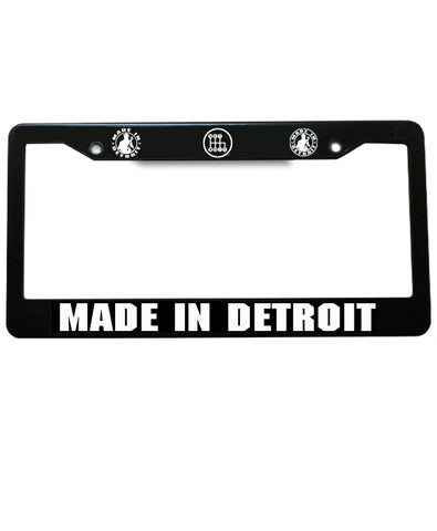 License Plate Frame Cover
