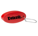 MID Floating Key Chain - Red