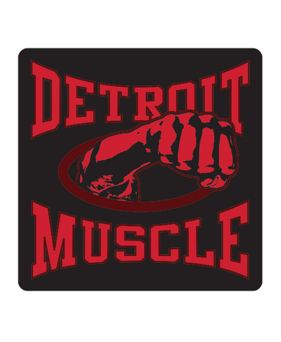 Muscle Fist Sticker