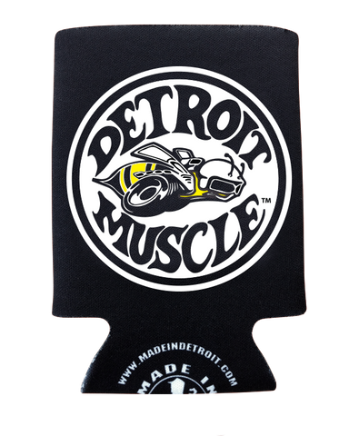 Vintage Detroit Muscle Scat Super Bee Drink Koozie