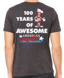 100th Ann American Coney Island Tee
