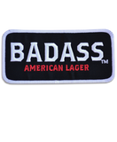 Badass Patches - Oval or Rectangle