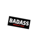 Small Badass Sticker