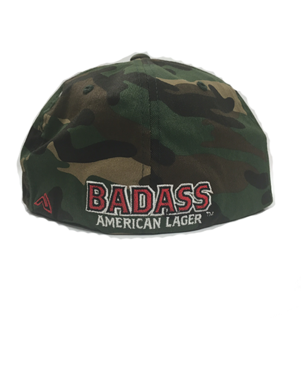 d34df004c6e BADASS Fitted Hat  BADASS Fitted Hat  BADASS Fitted Hat