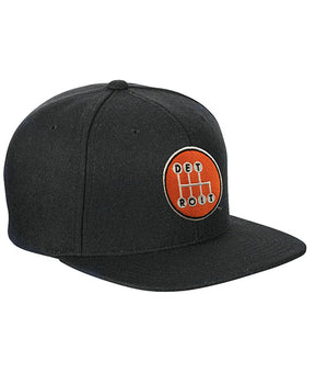 443b3c77b4f BADASS Fitted Hat – Made In Detroit