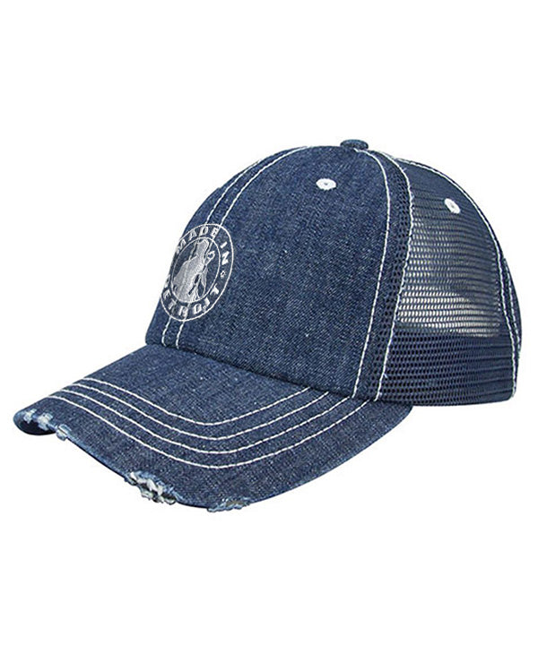 MID Denim Trucker Hat