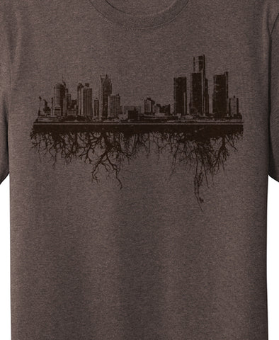 Detroit Roots - Recycled Tee