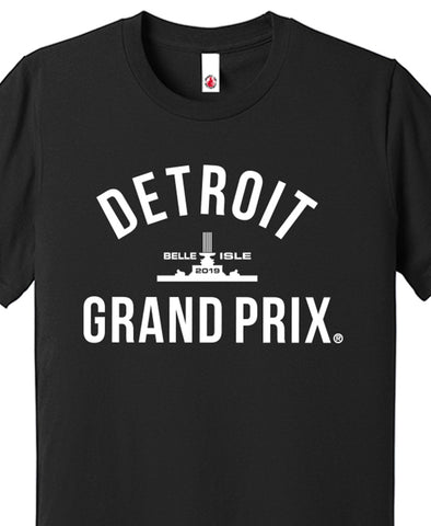 Detroit Grand Prix - Black