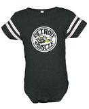 Dodge Super Bee Football Infant Onesie