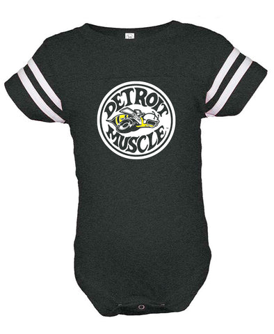Dodge Super Bee Football Onesie