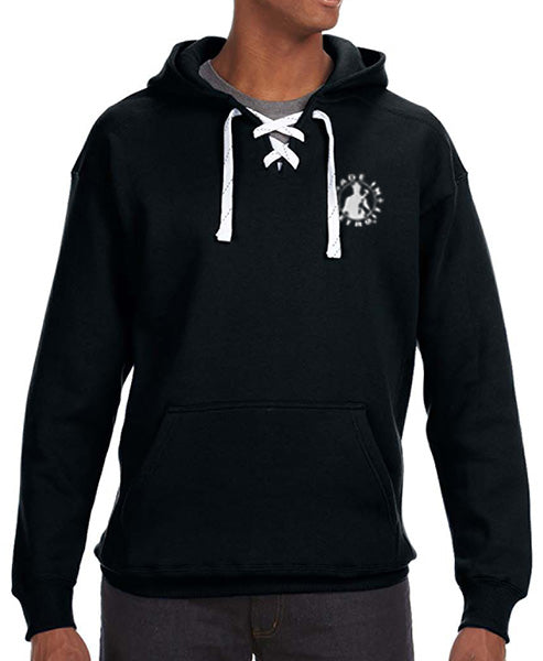 MID Sport Lace Pullover Hoodie - MID LC