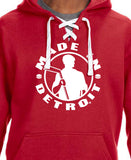 MID Hockey Lace Pullover