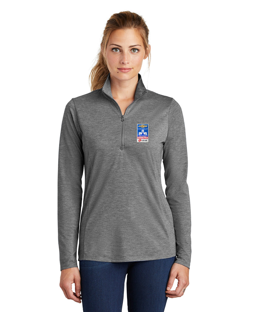 DGP - Ladie's Quarter-Zip